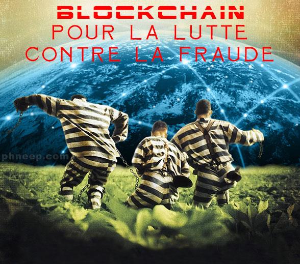 Protection contre la fraude ave blockchain
