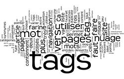 La bonne façon d'utiliser les tags