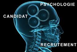 La psychologie au service du recrutement